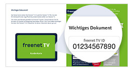 freenet TV ID